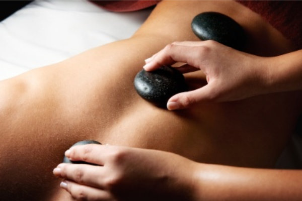 Fusion Hot Stone Treatment