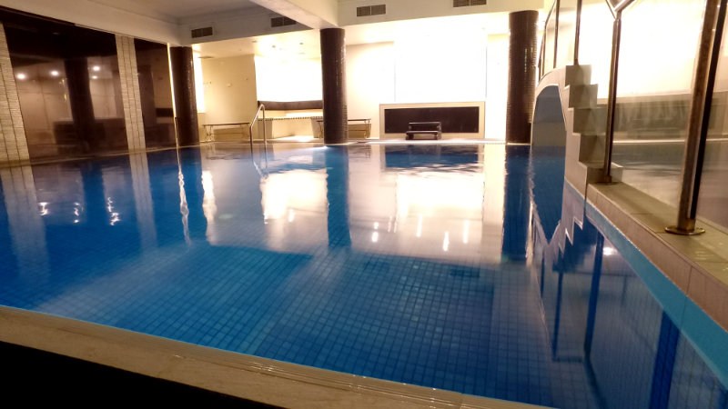 Savoy Day Spa- Pool