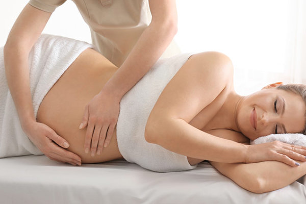 Pregnancy Comfort Massage